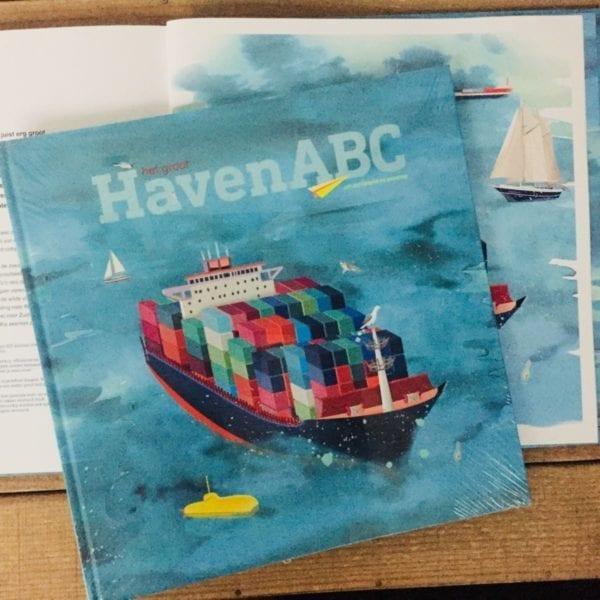 Boek Het Groot Haven ABC