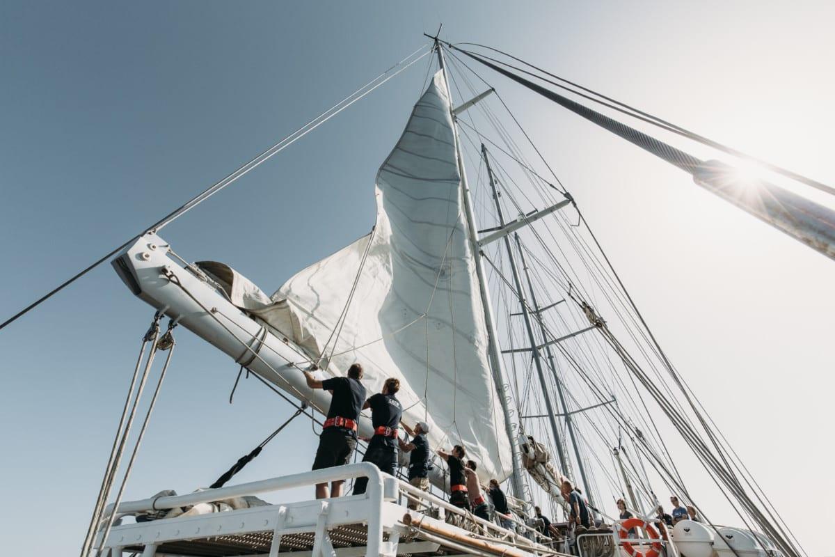 Tallship Eendracht 13