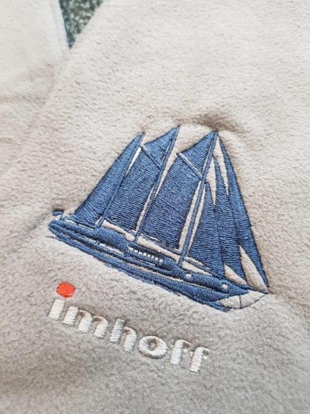 Imhoff fleece sjaal