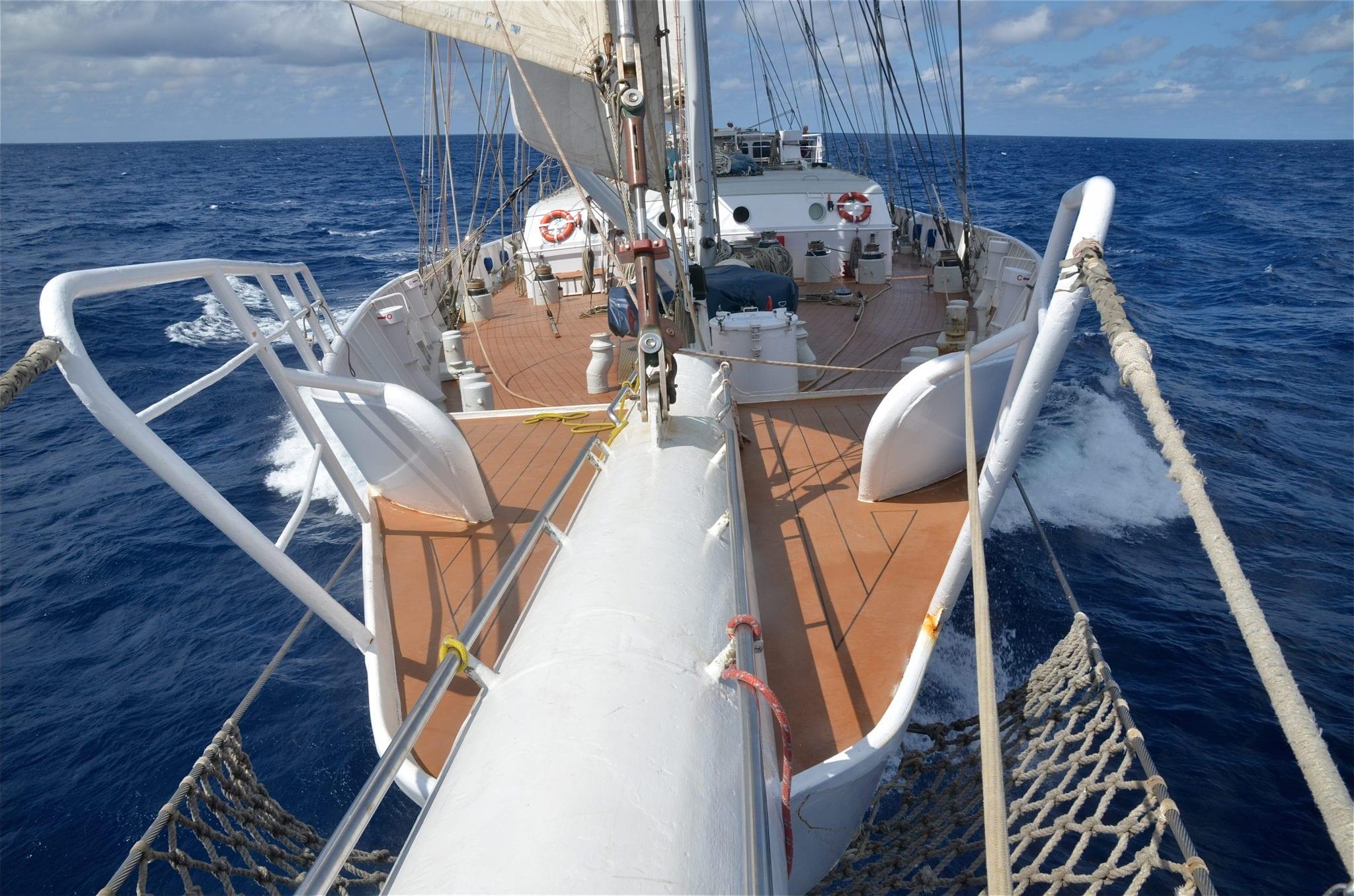 Magnificent life on Sailing Vessel Eendracht