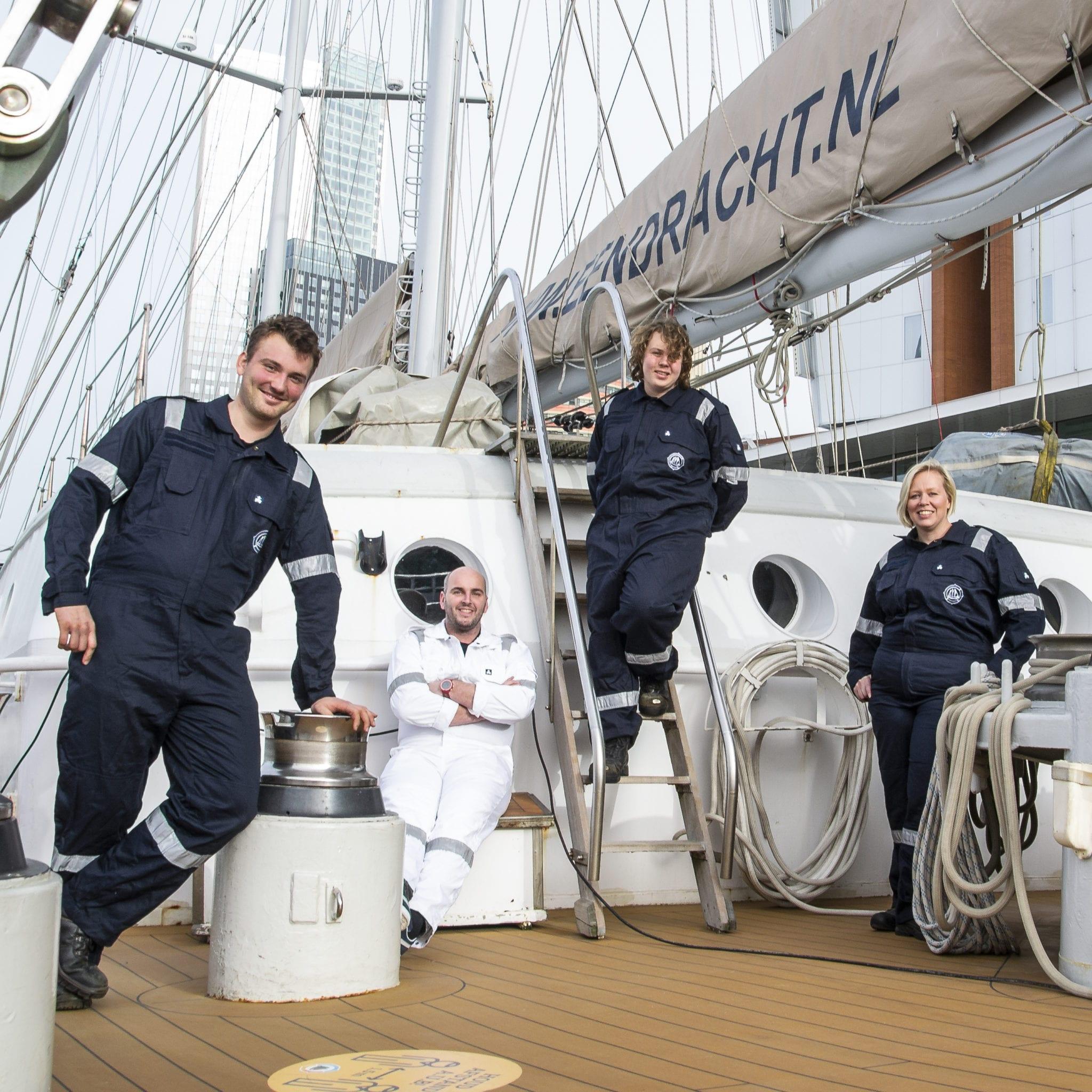 Scandia Gear sponsort coveralls voor Eendracht-crew