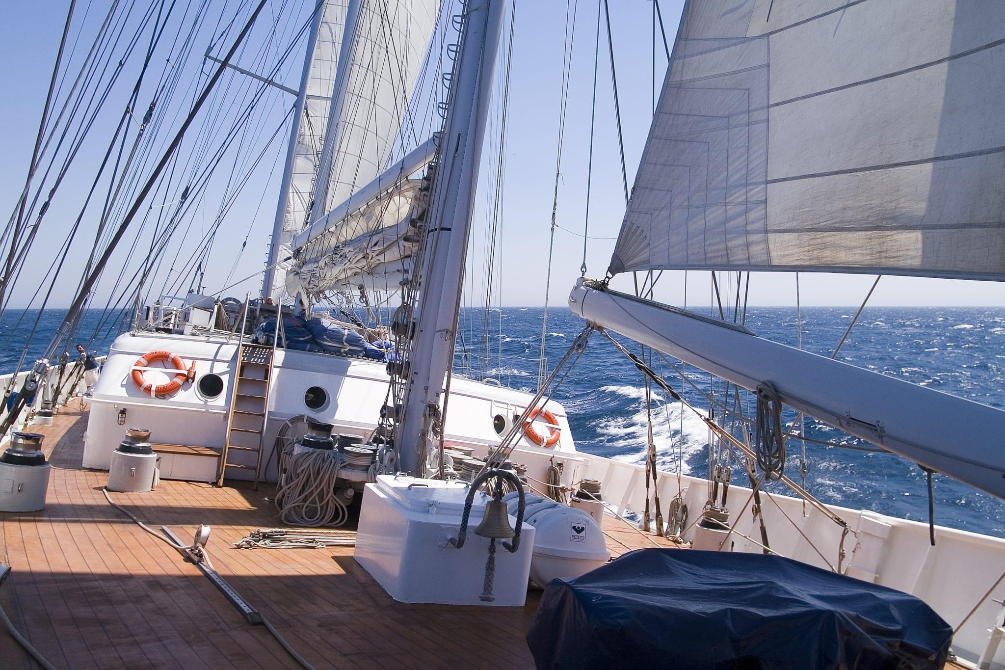 'Samen op koers' met Zeilschip Eendracht